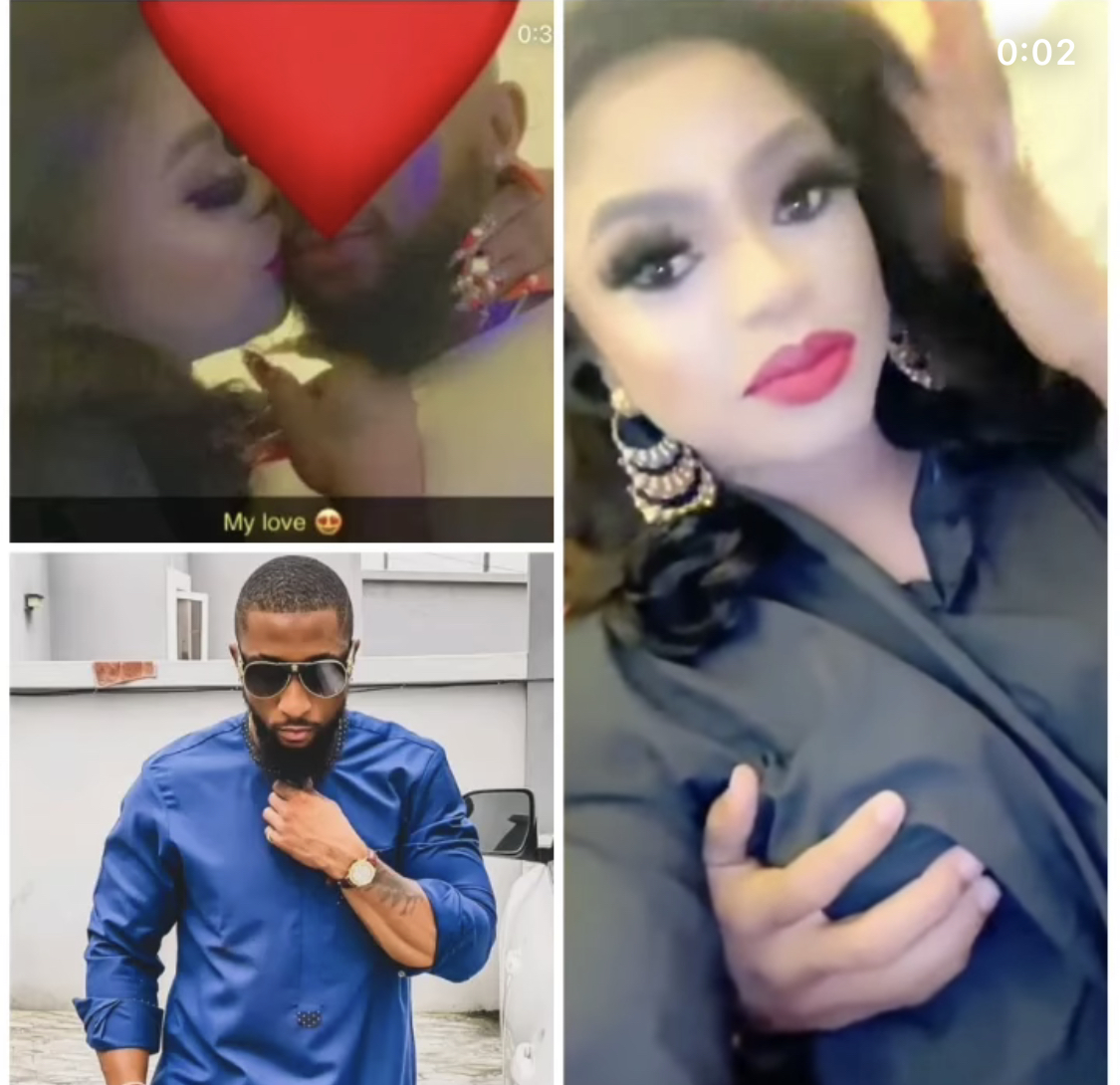 Bobrisky and his alleged lover