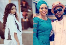 Oritsefemi's Wife, Nabila Calls Out Lady, Who Came To Have Sex In Her Matrimonial Home