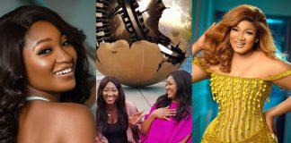 Omotola Jalade-Ekeinde And Her Second Daughter Celebrate Their Birthdays