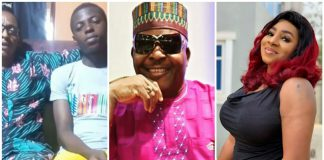 Sir Shina Peters Reacts To Claims That He Abandoned Son, Whom He Had With Late Funmi Martins