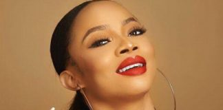 """Resist The Urge To Shalaye"" - Toke Makinwa Advises"