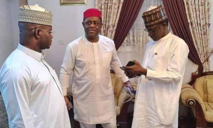 Yahaya Bello Confirms Fani-Kayode's Defection To APC