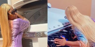 Actress Destiny Etiko Shows Off Her New Car
