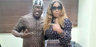 Tricia Eseigbe Kerry Appreciates Singer Zaaki For Discouraging Her From Buying A G-Wagon To Avoid Chasing Prospective Husbands Away