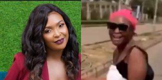 Blessing Okoro Goes Berserk As She Garners 500k Followers On Instagram