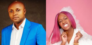 Davido's Aide, Israel Publicly Apologizes To DJ Cuppy (Video)