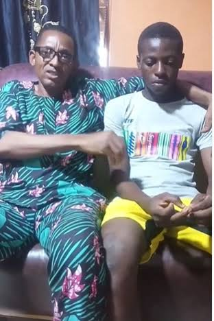 Mide Martins' Younger Brother Cries Out For Financial Help