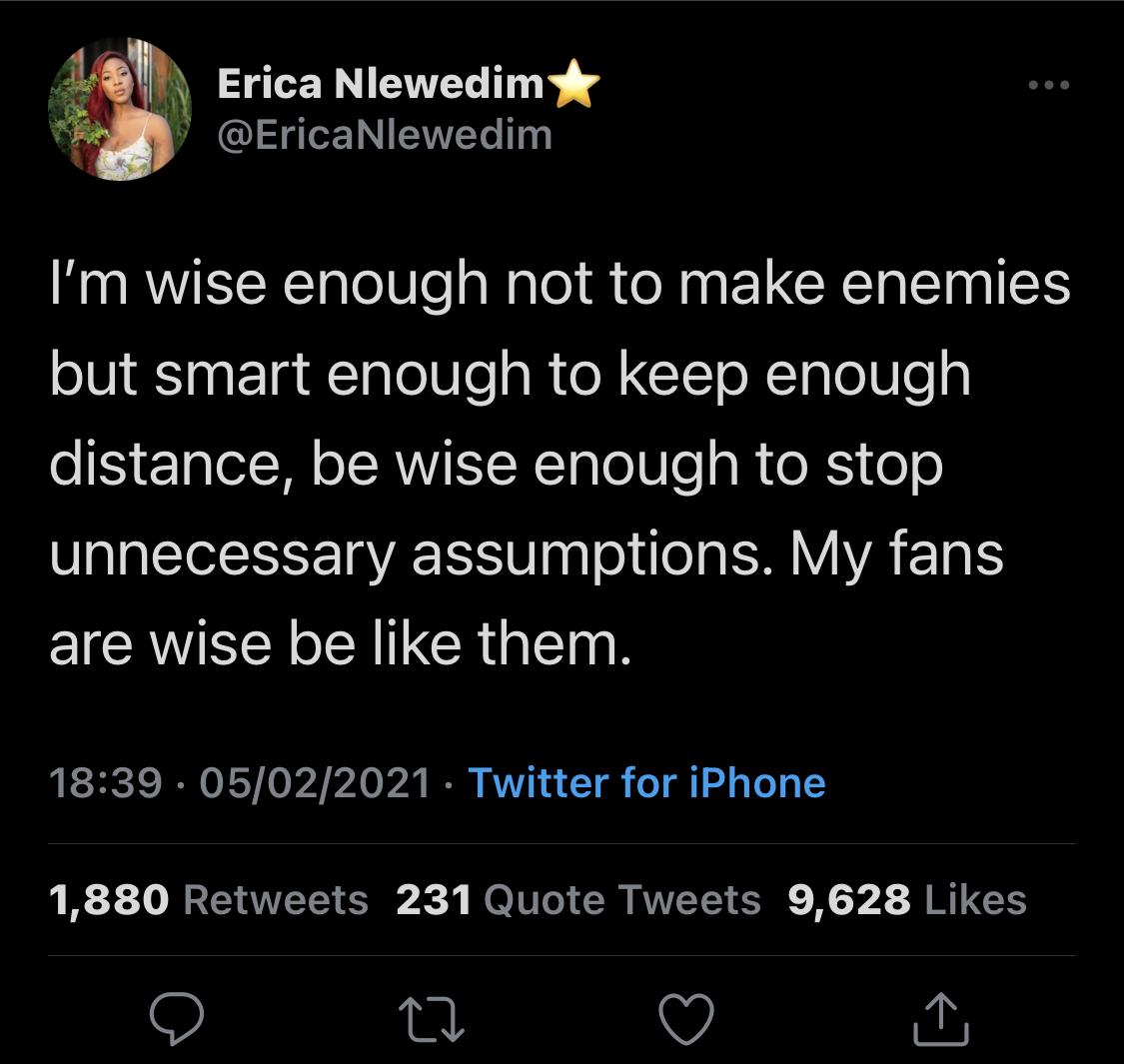 Erica Nlewedim