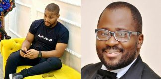 Fans Blast Alexx Ekubo For Wishing Desmond Elliot Happy Birthday