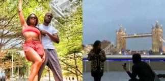 Rapper Ikechukwu Proposes To Fiancee In London