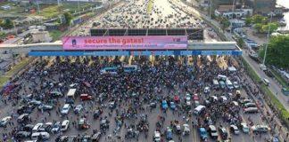 #OccupyLekkiTollGate: Nigerian Youths Threaten Fresh Protest