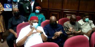 Alleged N7.1billion Fraud: EFCC Asks Abuja Court To Transfer Orji Kalu's Case To Lagos