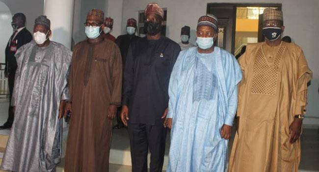 Shasha Crisis: Northern Governors Meet Makinde Behind Closed Doors In Oyo