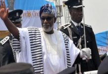 Akeredolu Sworn In For Second Term
