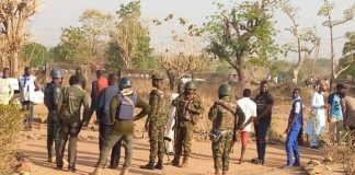 Just In: Gunmen Attack School, Abduct Students, Others In Niger