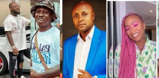 Davido, Zlatan Ibile React After Israel DMW Tenders Apology To DJ Cuppy