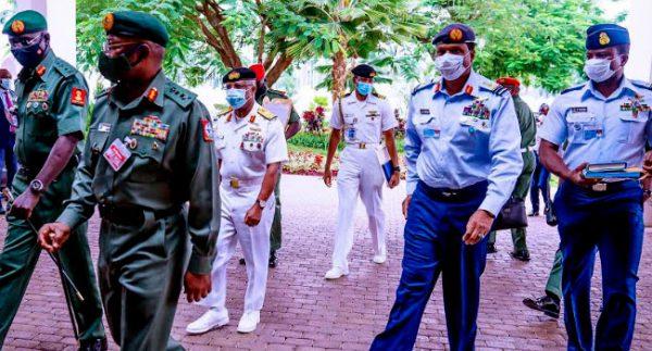 Senate Confirms Ex-service Chiefs As Ambassadors