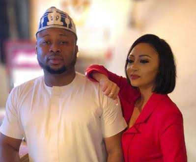 Rosy Meurer and her husband