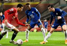 Man Utd Holds Chelsea To Goalless Draw At Stamford Bridge