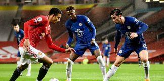 Man Utd Holds Chelsea To Goalless Draw At Stamford Bridge