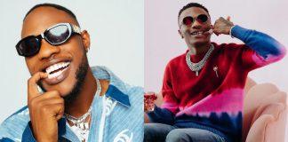 Singer LAX Reacts As Wizkid Hails Him