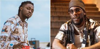 Burna Boy, Omah Lay Spotted Together (Video)