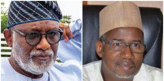 Herdsmen: Don't Set Nigeria On Fire, Akeredolu Warns Bauchi Gov