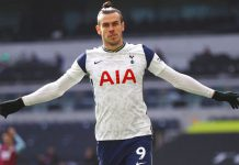 Bale Leads Spurs To Big Win Over Burnley