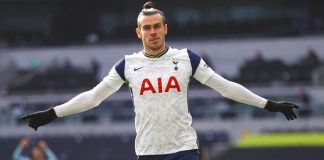 Bale Nets Hatrick As Spurs Keep European Dream Alive