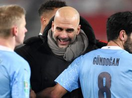 Manchester City Beat Dortmund To Reach Champions League Semi-Finals
