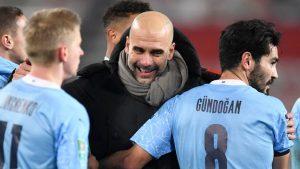 Gundogan & De Bruyne Goals Ease Man City Through