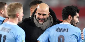 Man City Extends Lead At The Top With Victory Over W/Ham
