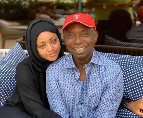 Ned Nwoko and his wife