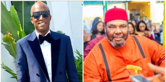 OAP N6 Tackles Journalists Interviewing Pete Edochie