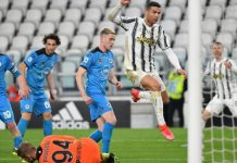 Ronaldo Hits 20th League Goal In Win Over Spezia