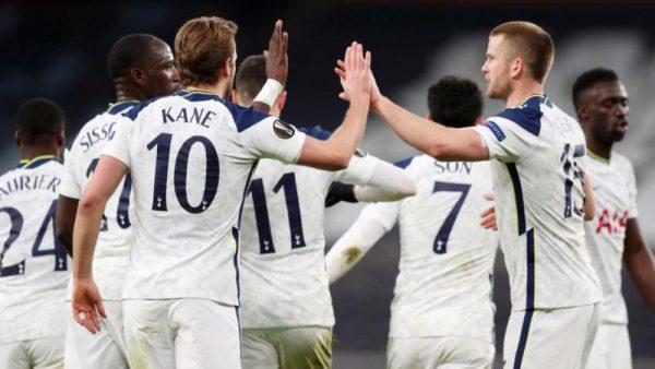 Harry Kane Double Lifts Spurs Past Dinamo Zagreb