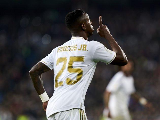 Vinicius Rescue Point For Madrid Against Sociedad