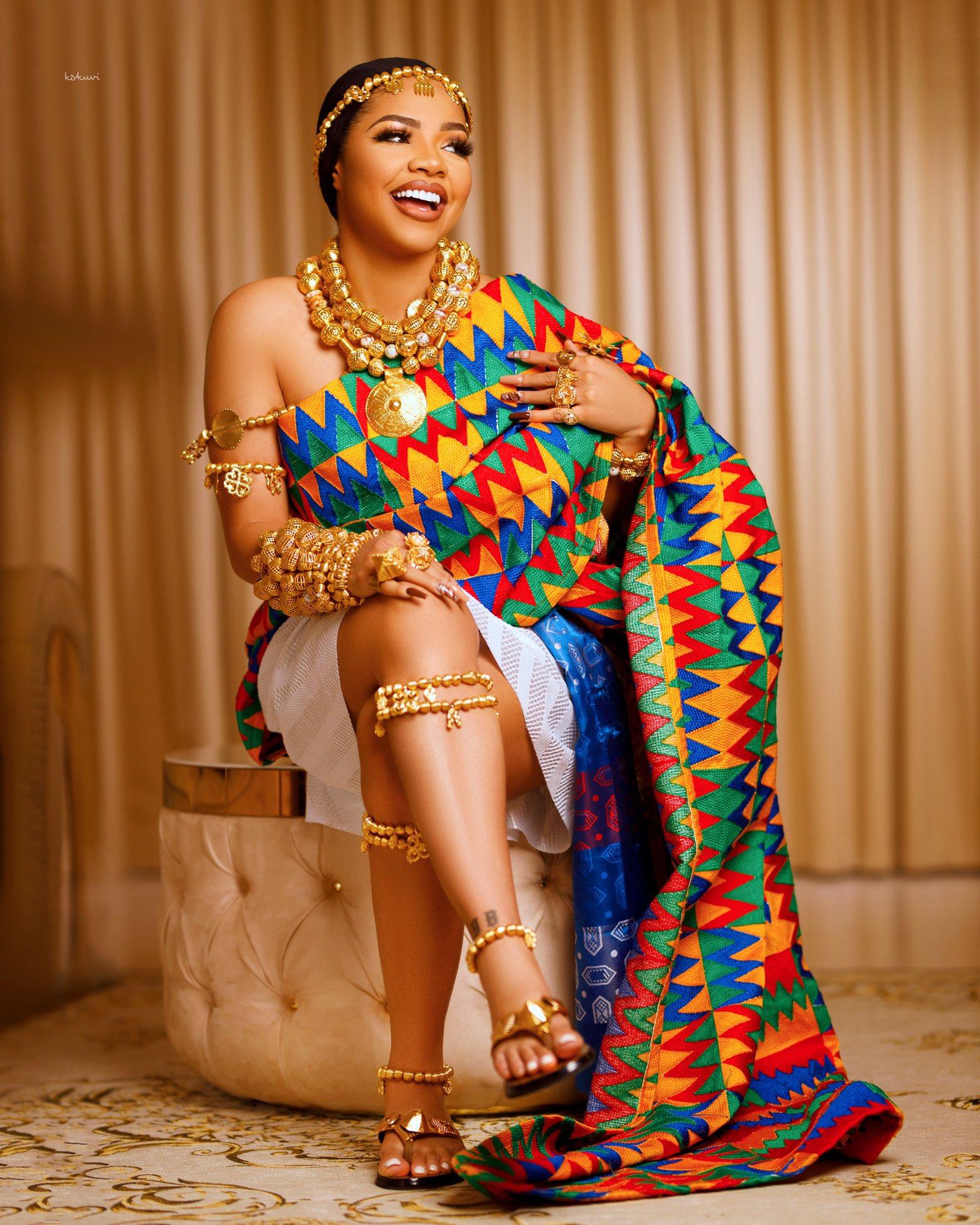 BBNaija's Nengi Celebrates Ghana's Independence (Photos)