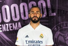 Benzema Rescues Point For Madrid Against Atletico