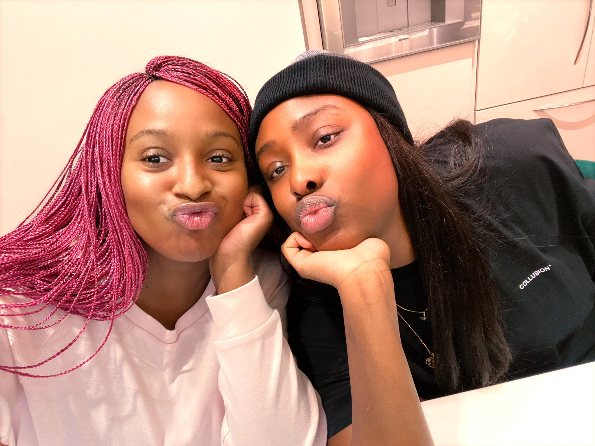My Older Sister, Tolani Is My Rock - DJ Cuppy