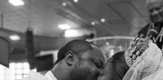 Singer Harrysong Officially Ties The Knot