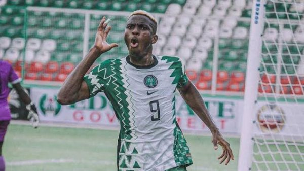 AFCON Qualifiers: Osimhen Leads Super Eagles Past Lesotho