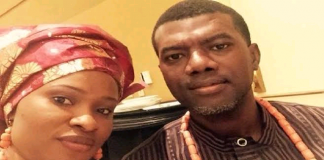 Reno Omokri's Wife Reacts After Follower Called Him 'Her Crush'