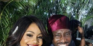 Timi Dakolo Celebrates 9th Wedding Anniversary
