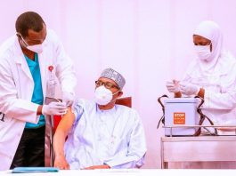 Presidency: Buhari Didn't Suffer any side effect After Receiving COVID-19 Vaccine