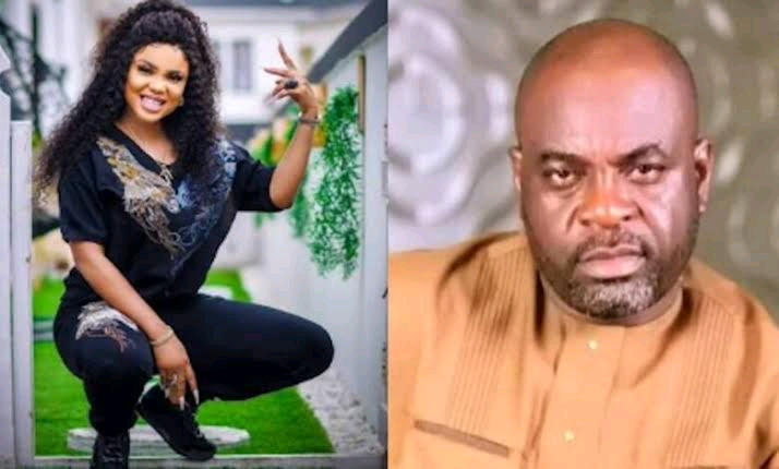 Give Me The Chance To Show How Much Love I Have For You - Funsho Adeolu Gushes Over Iyabo Ojo