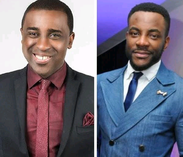 Frank Edoho Reacts As Twitter User Compares Him To Ebuka