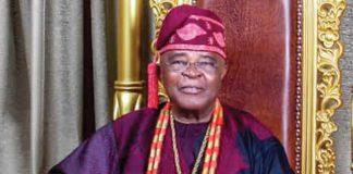 Alake warns against calls for Nigeria's breakup