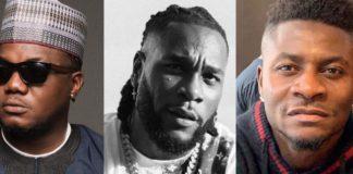 Rapper CDQ Calls Out Burna Boy For Disrespecting Obafemi Martins