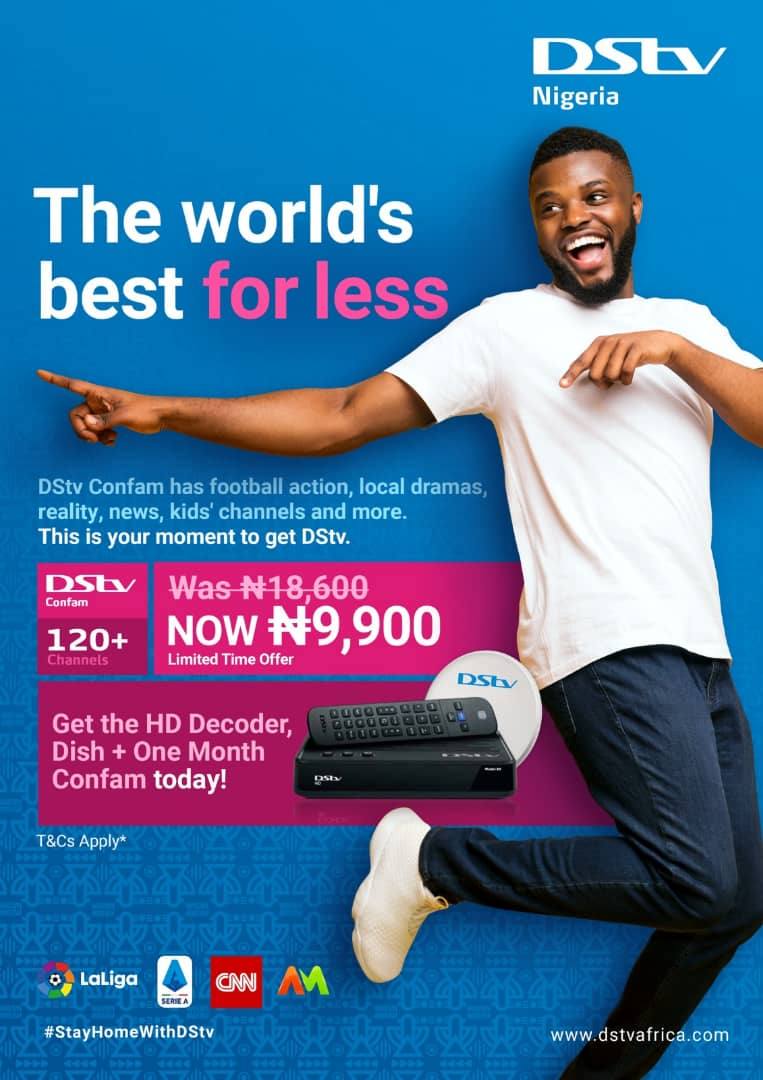 More Reasons to Stay with DStv this March